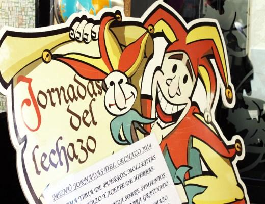 cartel de las jornadas gastronómicas del lechazo de aranda de duero