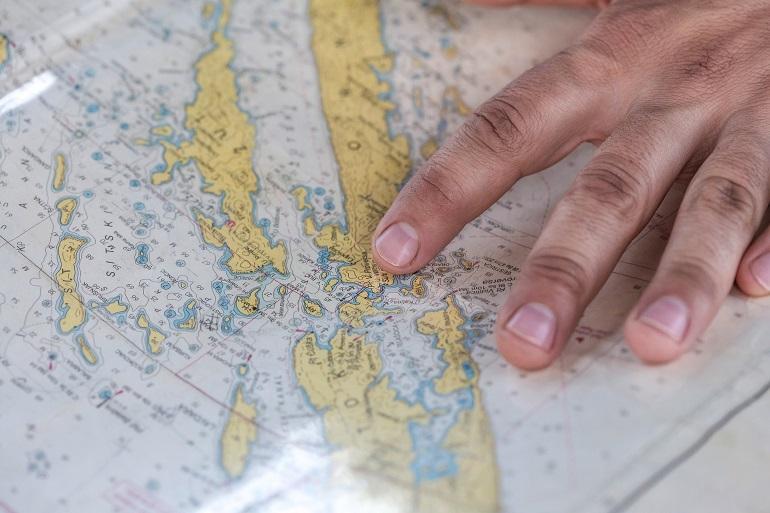 consultar un mapa