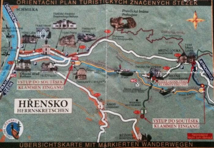 mapa-hrensko-pravcicka-brana-parque-nacional-de-la-suiza-checa