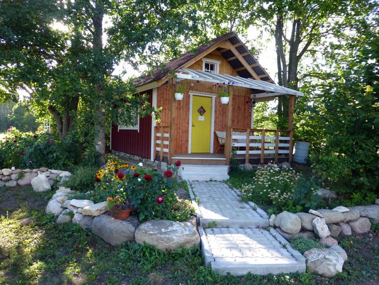 Tonise Holiday House casa rural en la isla saaremaa