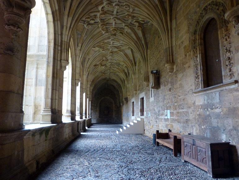Interior del Parador