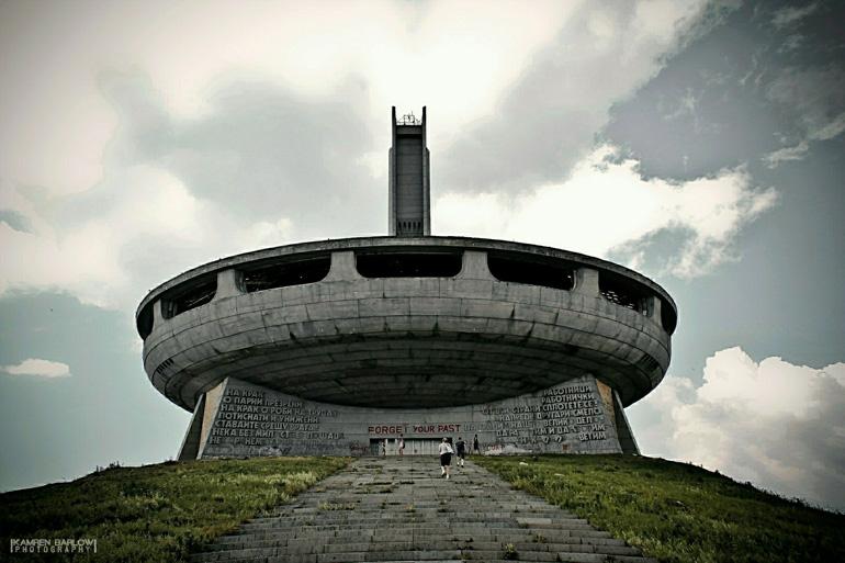 Monumento-Buzludzha-Bulgaria