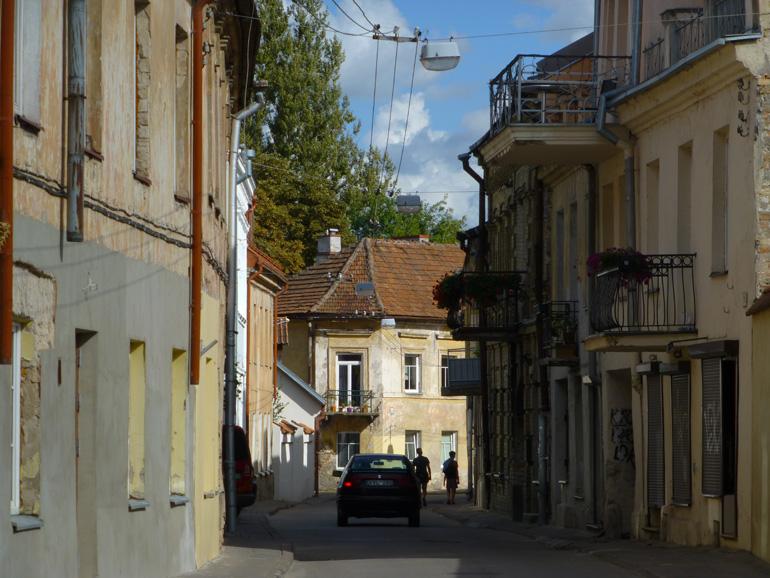 calle de Užupis