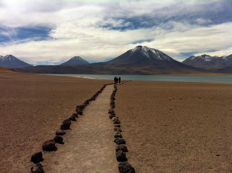 Atacama viajar a santiago de chile