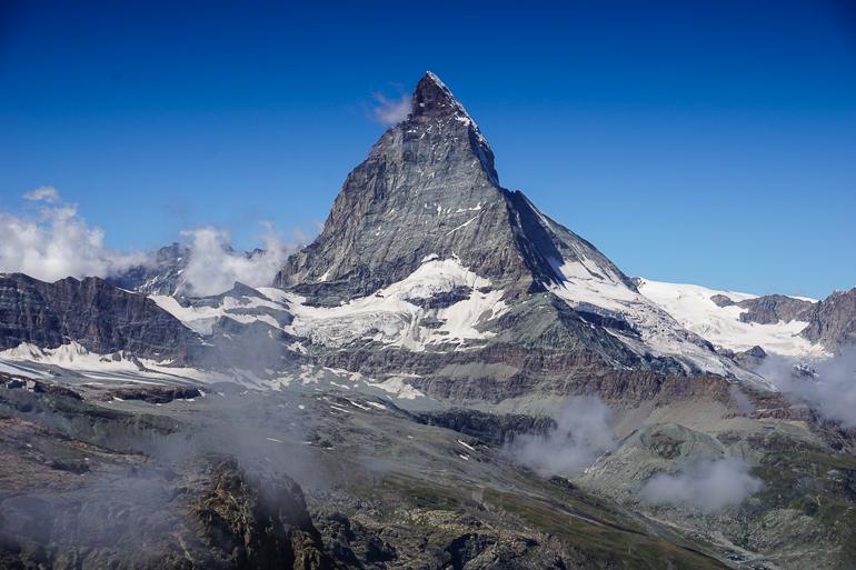Panorámica del Matterhorn