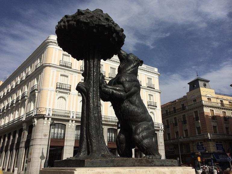 Oso y el madroño fin de semana en Madrid