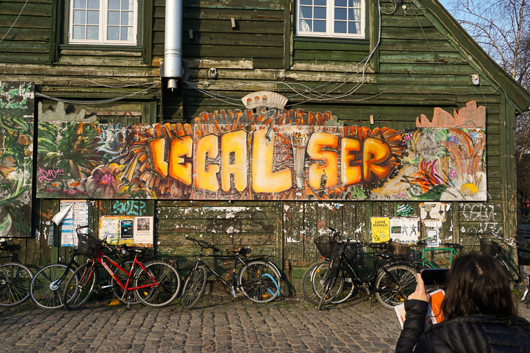 Christiania hygge en copenhague