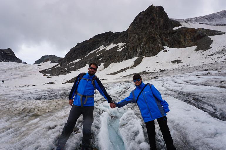 Glaciar de Stubai