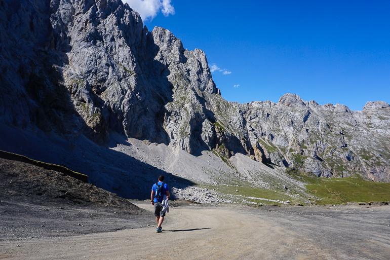 Teleférico de Fuente Dé: subida al balcón de los Picos de Europa