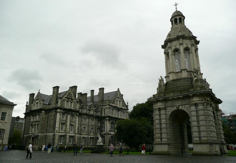 campanille del trinity college