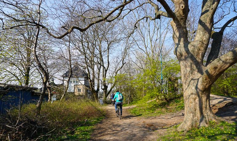 Pedaleando por Christiania