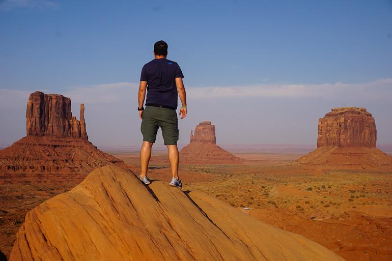 Mirador de Monument Valley