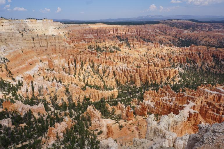 vista de bryce canyon