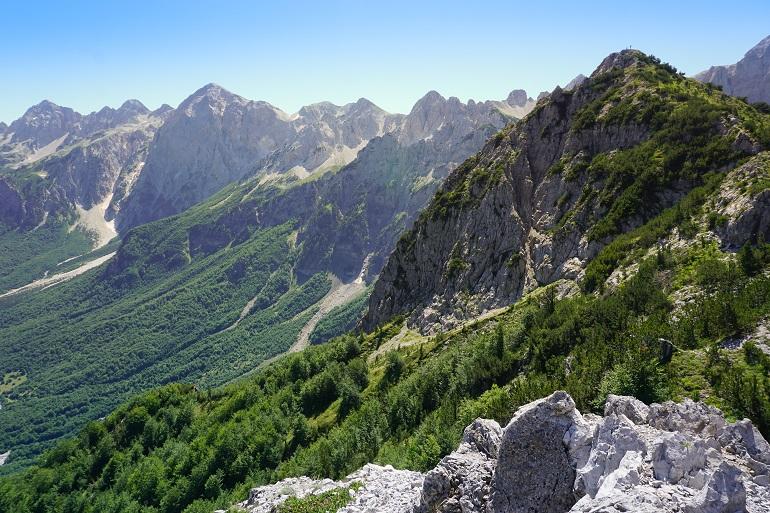 Trekking de Valobona a Theth, de lo mejor que hay que ver en albania
