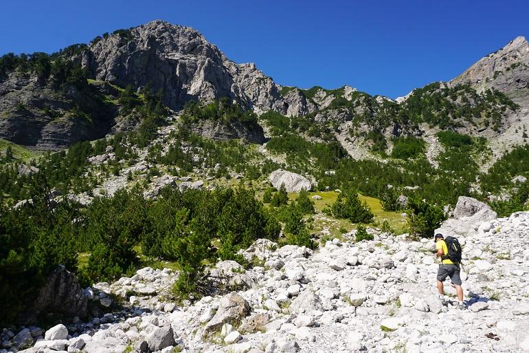 Trekking de Valbona a Theth, qué ver en albania
