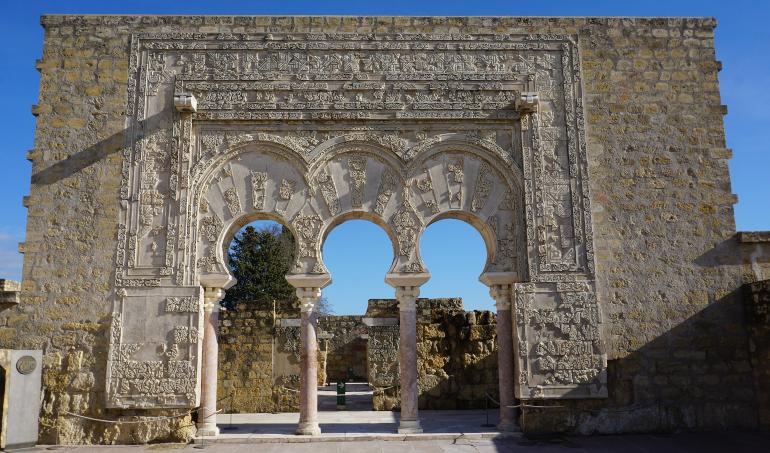 casa de yafar en medina azahara