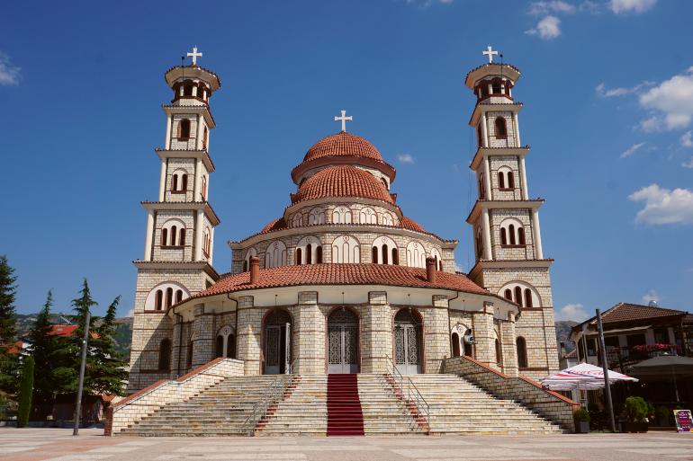 Catedral ortodoxa en korçë