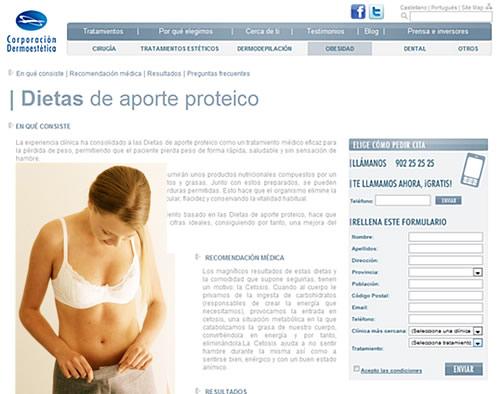 Moda de verano-dietas proteicas