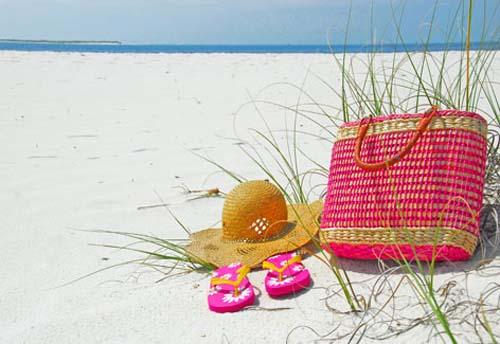 accesorios para ir a la playa