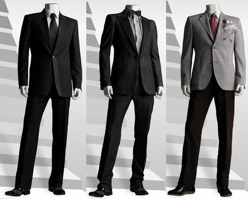 elegir el traje perfecto