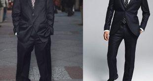 Tips para parecer más alto usando ropa adecuada