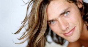 Ayudar al crecimiento del cabello de un hombre