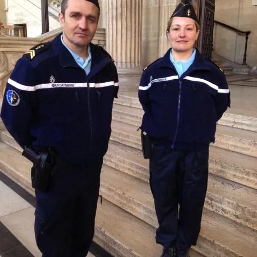Mon tournage en Gendarme