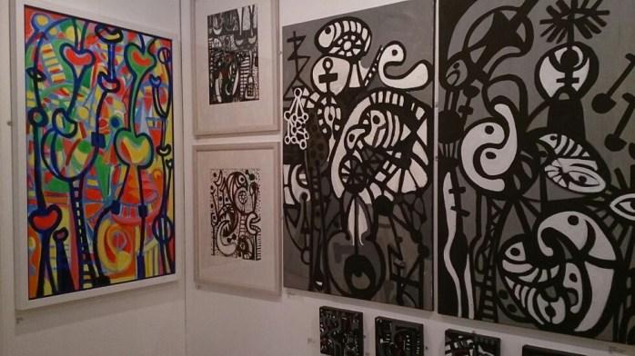 Chelsea Arts Fair- Parallax