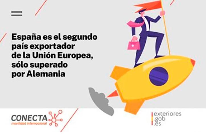 Exteriores lanza CONECTA Movilidad Internacional,