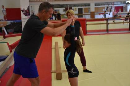 Classes from 15 months, initiation to Parkour, reference to the IUT … The ISM Health club membership desires to diversify in Montluçon (Allier)