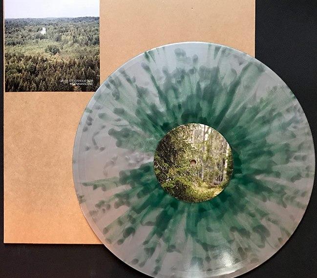 Gävle-Stockholm Dub – Ingenmansland LP