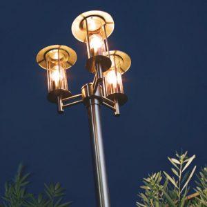 Lampadaire Exterieur Castorama Pour Jardin Et Terrasse