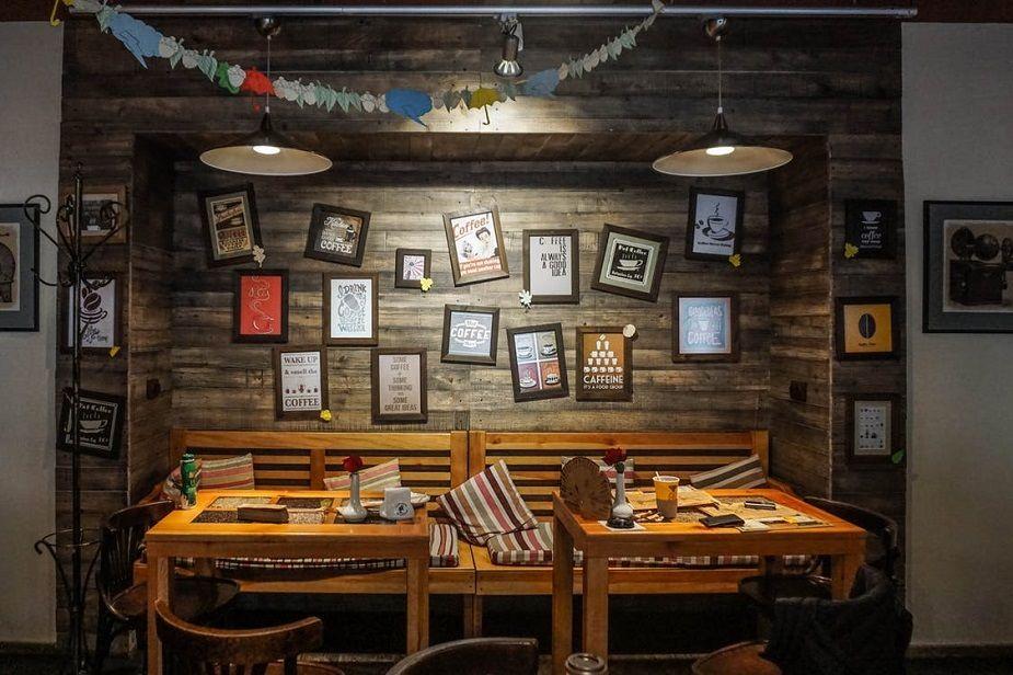 Illuminazione per ambienti rustici: case bar pub e ristoranti. le