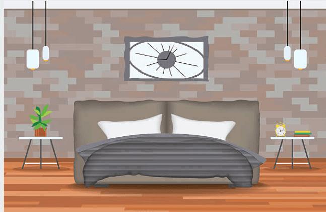 Lampadari da comodino per casa e hotel alternativa alla classica abat-jour