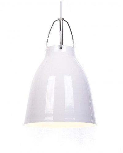 Lampada scandinava a sospensione bianca rayo
