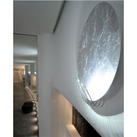 Led Wall or Ceiling Lamp FULL MOON Catellani  Smith
