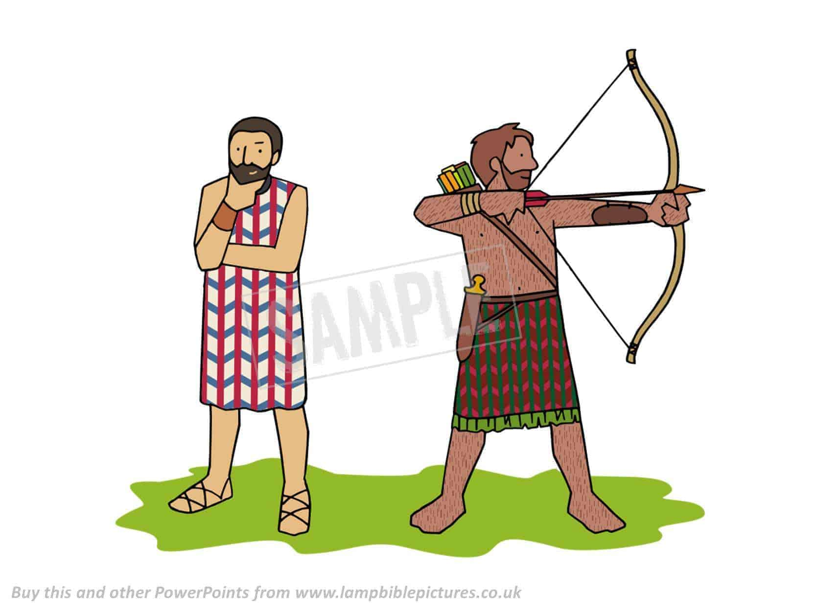 Jacob Amp Esau