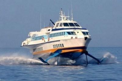 Aliscafo Lampedusa