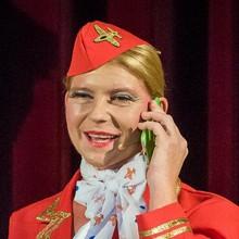 2015 FLU Chantalle van der Glöckche