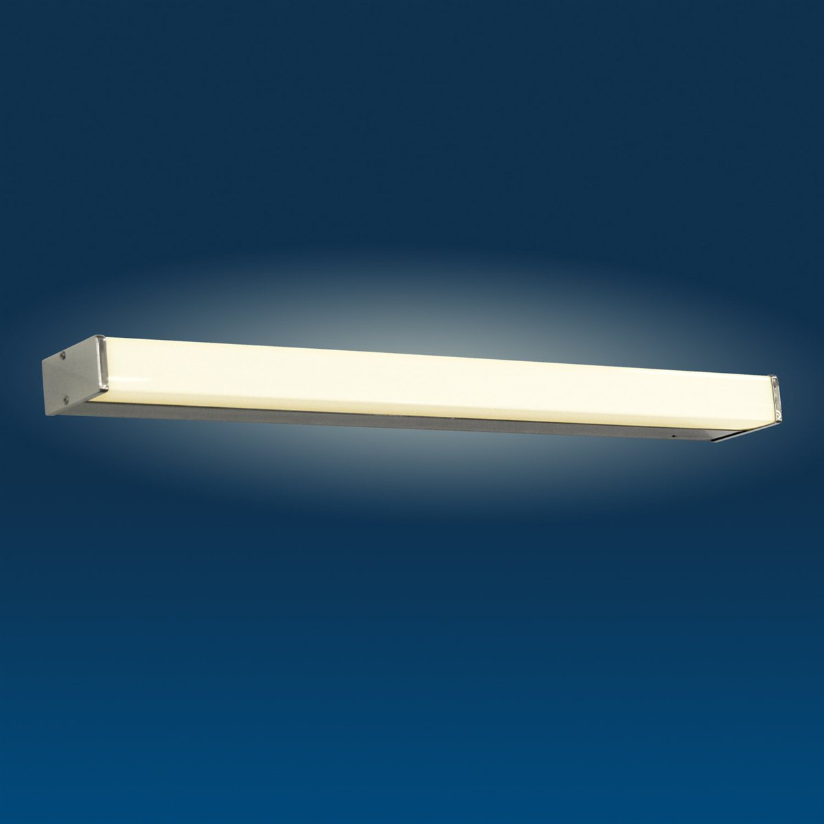 Lampenlux Wandlampe Pico Wandleuchte Spiegelleuchte Unterbauleuchte 60cm IP44 Kchenlampe5321009