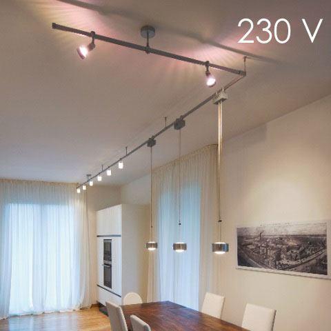 Wohnzimmer Beleuchtung Schienensystem  printerexpertsclub
