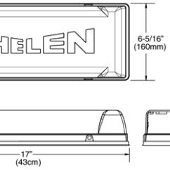 Whelen 9m Light Bar Wire Diagram Potentiometer Circuit For Strain Gauge Install Justice Series Wiring Toyskids Co Responder Lp 41 500