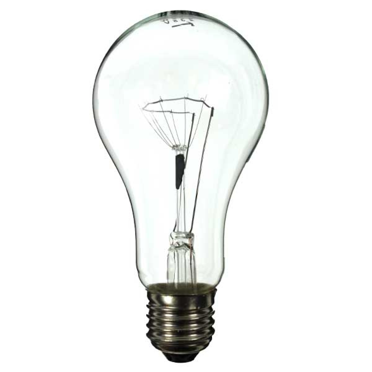 Gls Light Bulb 110v 200w E27 Clear From General Lamps