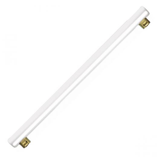 120 watt 240 volt S14S Frosted Dimmable Architectural Lamp