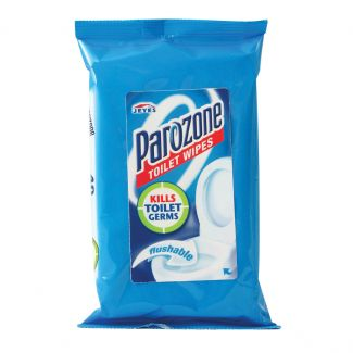 Jeyes Parozone Toilet Wipes 40 Pack