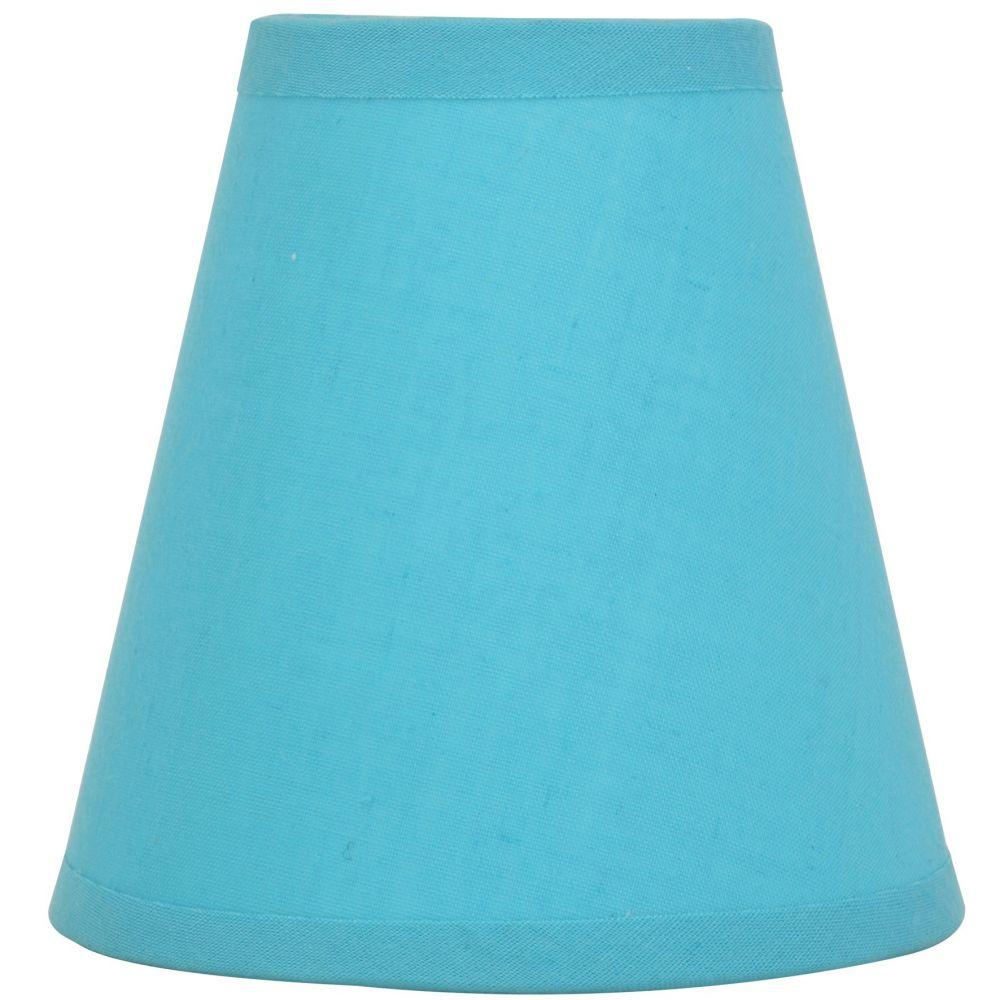 TP24 4448 Pop Aqua Blue Lamp Shade