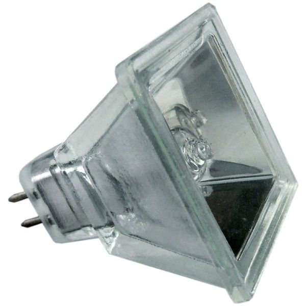 Volt 35 Watt Square Halogen Light Bulb - Aurora Au-mr16 35qs