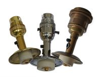 Table Lamp Kits for Bottles Vases & Wooden Table Lamps