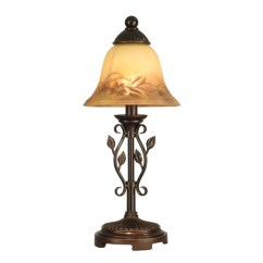 Pendant Kitchen Lighting For Sale Dale Tiffany Ta80540 Leaf Vine Mini Accent Lamp