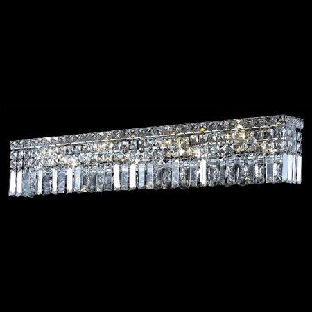 Elegant Lighting 2032w36c Ec Crystal Maxime 36 In Vanity